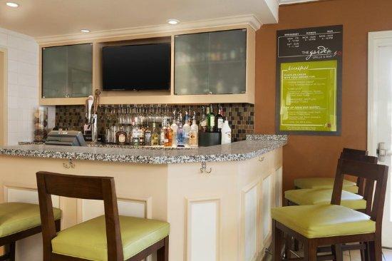 Garden Inn Milpitas CA Bar