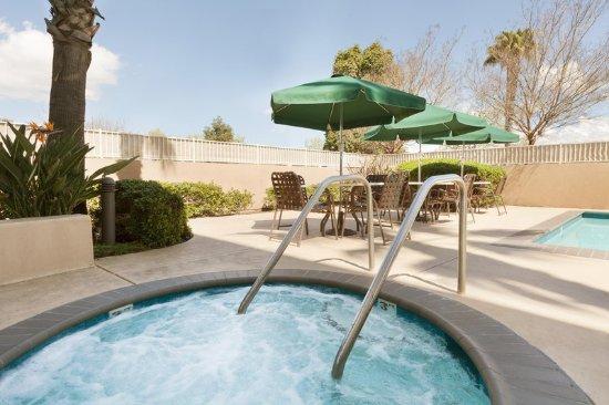 Garden Inn Milpitas CA Pool