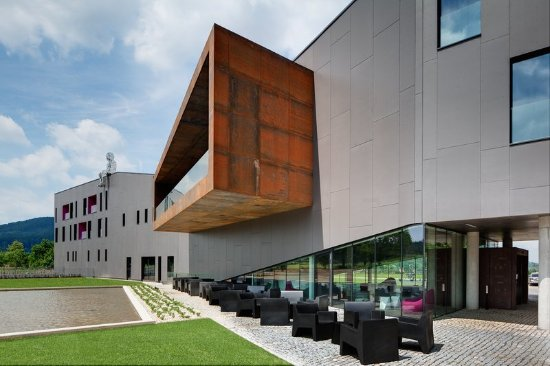 Celadna, Tsjekkia: Exterior Back