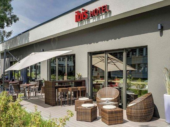 Hallbergmoos, Alemania: Restaurant