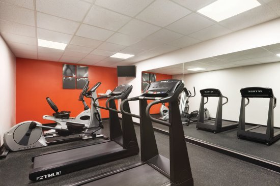 Capitol Heights, MD: Fitness Center