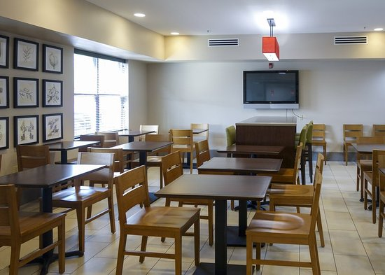 Capitol Heights, MD: Breakfast Room