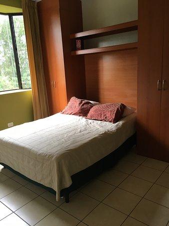 Santa Cruz del Quiche, Guatemala: Muy buen lugar para descansar, lindos ambientes y a un precio bajo, comparado con lo que ofrece!