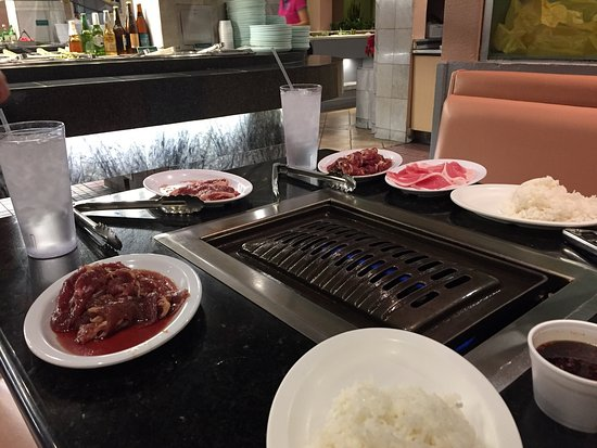 Seoul Garden BBQ Buffet - Tustin, CA
