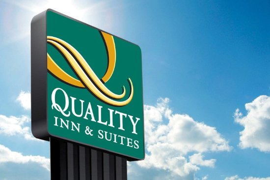 Quality Inn & Suites IAH Bush Airport – East: Hotel exterior