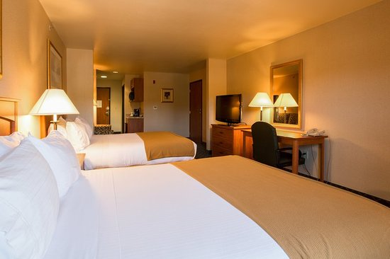 แกรสเวลลีย์, แคลิฟอร์เนีย: Guest Room