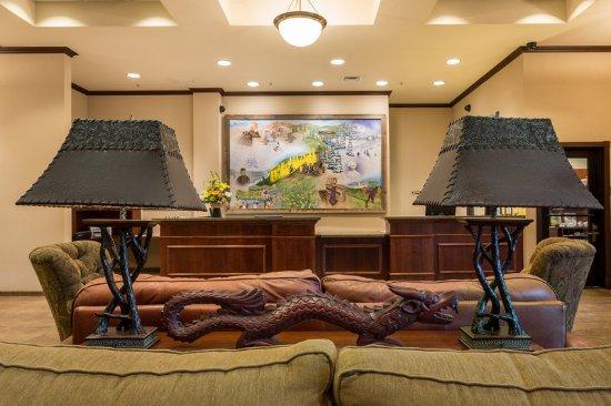 Grass Valley, Califórnia: Lobby