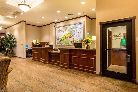 Grass Valley, Калифорния: Lobby