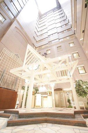 Hotel JAL City Tamachi Tokyo: Sky Garden