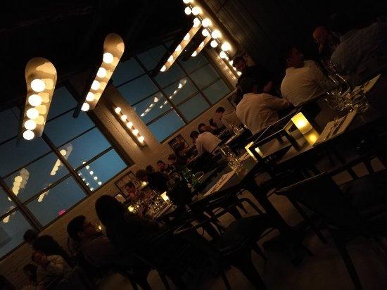 Le Serpent Restaurant Review