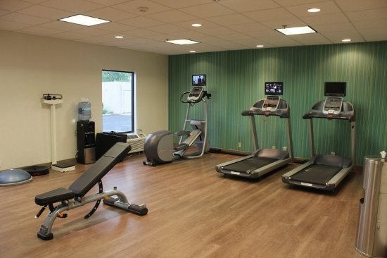 Wilmington, OH: Work out on our great Precor machines!