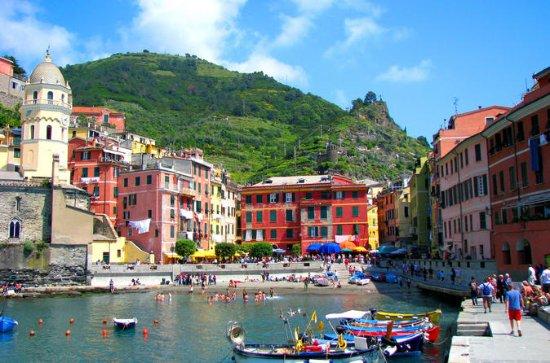 4泊イタリア:ローマ、ローマ、フィレンツェ、チンクエテッレ