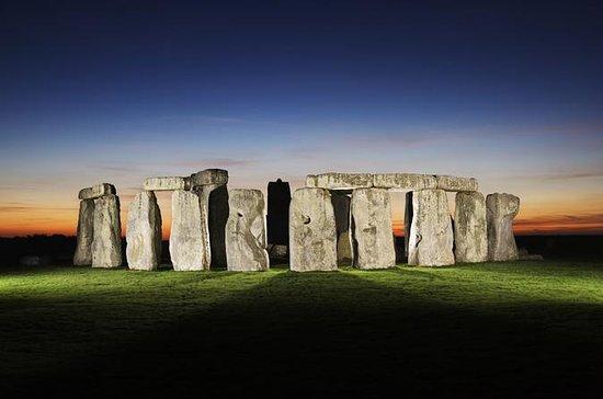 Stonehenge, Avebury, et West Kennet...