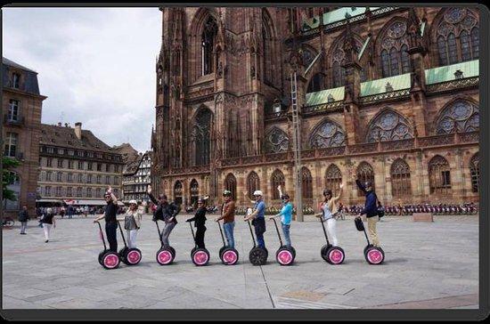 2-Hour Strasbourg Euro Tour by Segway