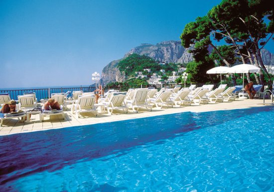 La Scalinatella: Pool