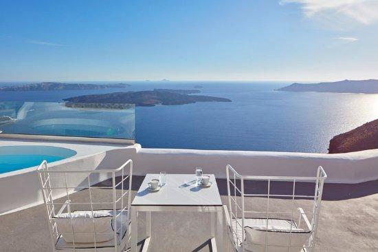 Chromata Hotel: Chromata Pool Suite