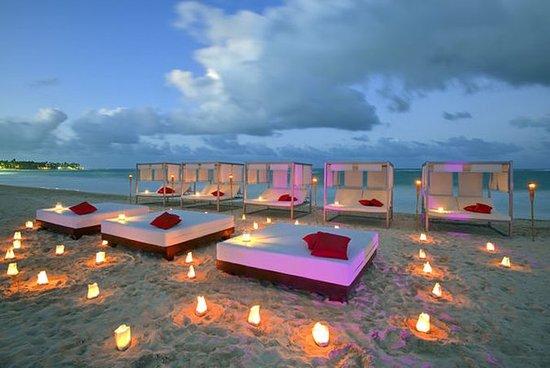 Paradisus Punta Cana Resort: Normal APPunta Cana Gabi Beach