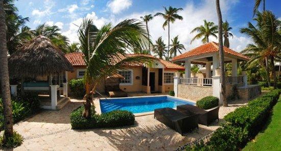 Paradisus Punta Cana Resort: Normal APPunta Cana Garden Villa