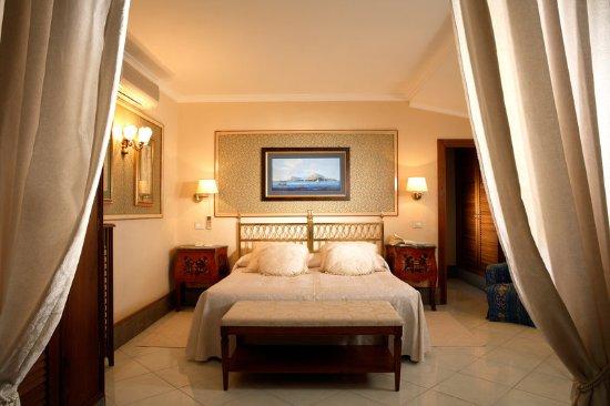 Grand Hotel Cocumella: Suite Gv