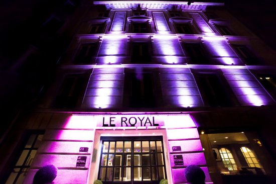 Hotel Le Royal Rive Gauche - UPDATED 2018 Reviews & Price Comparison ...