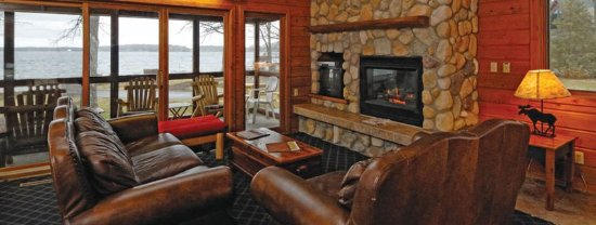 Nisswa, MN: Gull Haven - Interior