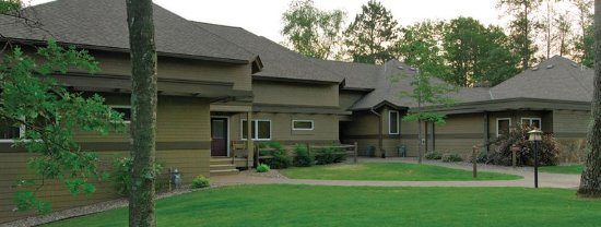 Nisswa, MN: 8th Fairway - Exterior