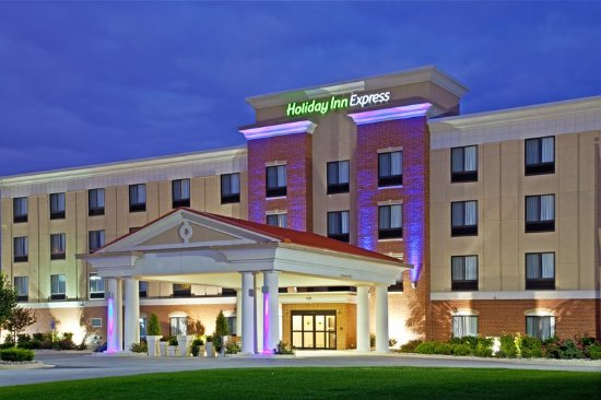 Holiday Inn Express Indianapolis - Southeast: Hotel Exterior