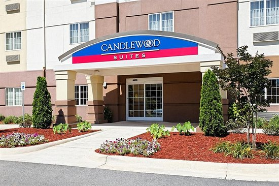 Candlewood Suites Tuscaloosa: Hotel Exterior