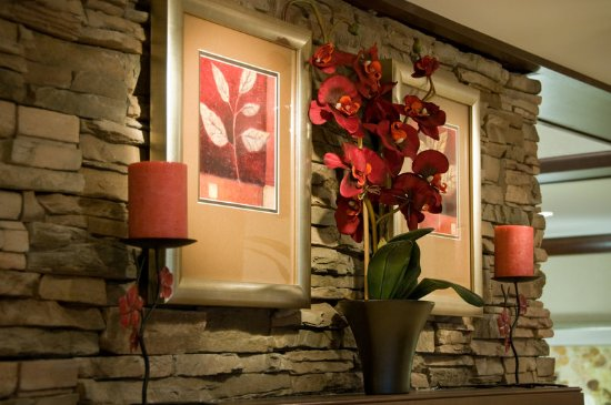 Clarence, นิวยอร์ก: Lobby Lounge