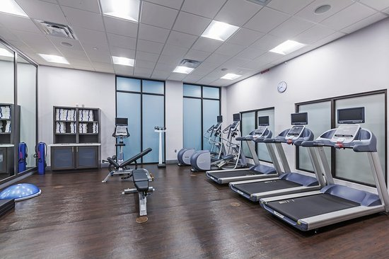 Humble, TX: State of the are fitness center offered by Holiday Inn Houston NE