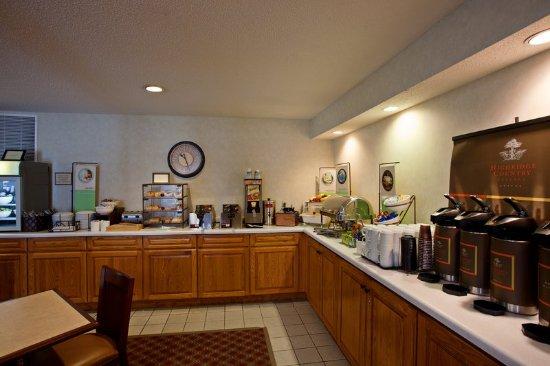 CountryInn&Suites Buffalo BreakfastRoom