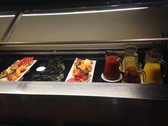 Clear Mountain, Australia: Fruit & juices