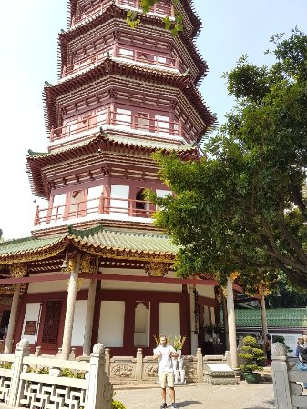 Temple of the Six Banyan Trees & Flower Pagoda (Liurong Temple) : 20171028_131338_large.jpg