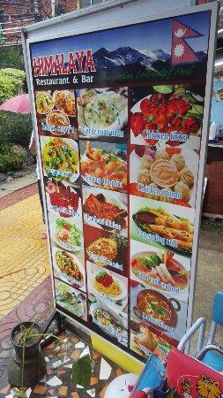 Himalaya Restaurant Phi Phi Island Krabi Thailand Picture