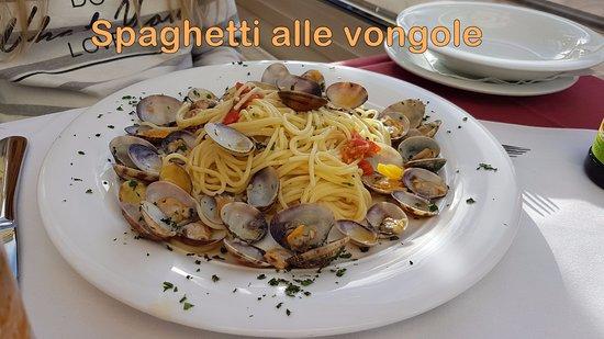 Schwaz, ออสเตรีย: Spaghetti alle Vongole