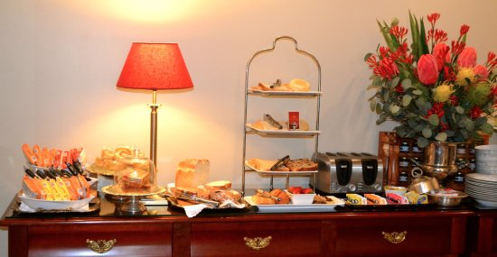 Sunshine Coast, Australia: Part of the Breakfast selection!