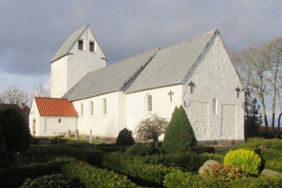 Noerre Nebel, Δανία: Set fra sydøst