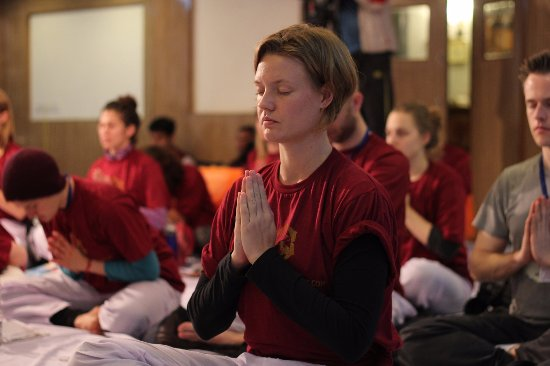 Complimentary Evening Meditation Classes @ Hotel Ganga Kinare