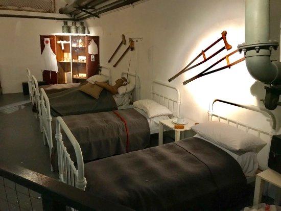 Jersey War Tunnels - German Underground Hospital: photo4.jpg