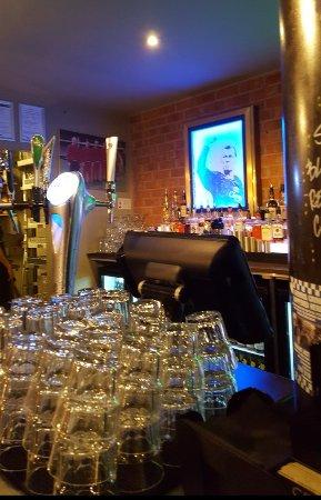 Liverpool, Australien: Great sports bar