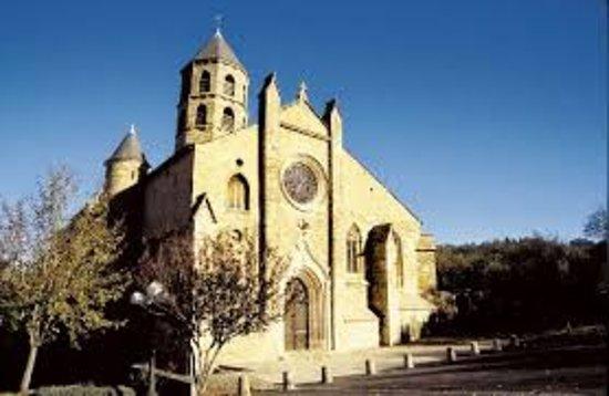 Église Notre-Dame d'Aubin