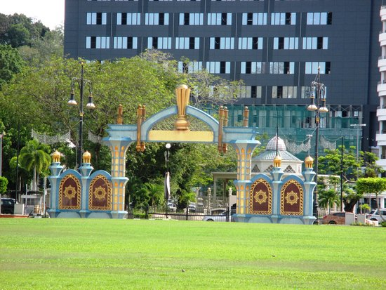 Taman Haji Sir Muda Omar 'Ali Saifuddien