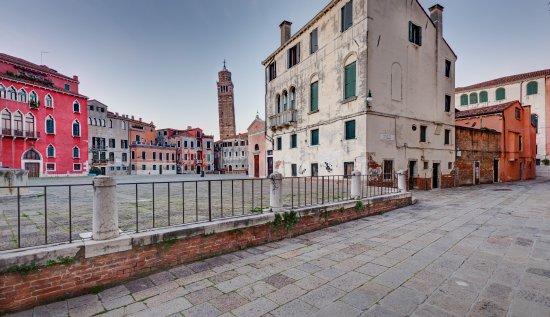 Hotel San Samuele : Campo Sant' Angelo