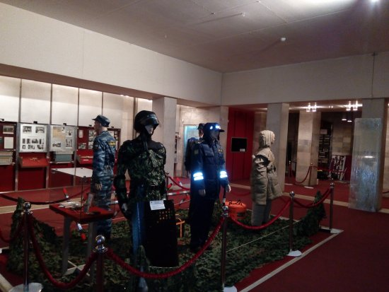 Музей истории милиции при ГУВД Санкт-Петербурга и Ленинградской области