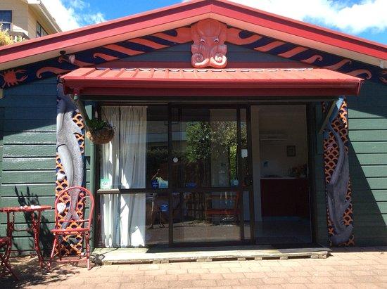 Ohope, New Zealand: The Cottage