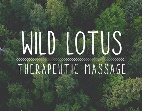 ‪‪Princes Risborough‬, UK: Wild Lotus Massage Logo‬