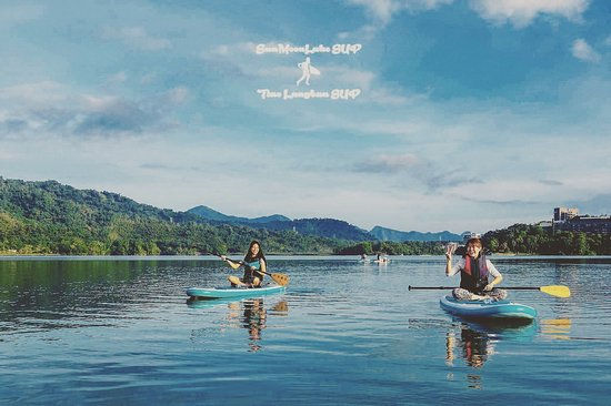 Sunmoonlake Stand Up Paddleboarding TiaoLangban SUP