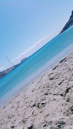 Manganari Beach: spiaggia Manganari