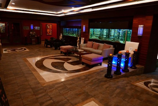 Crystal De Luxe Resort & Spa: Spa area in the basement