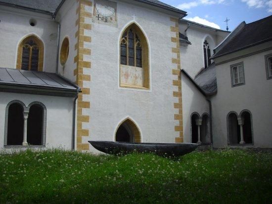 Millstatt, Austria: interno